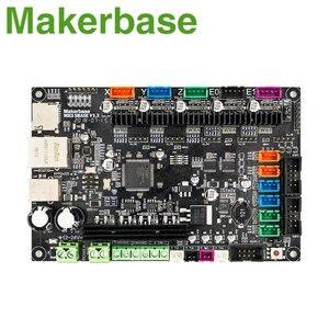Image 5 - Makerbase placa base MKS SBASE V1.3 de 32 bits, compatible con firmware marlin2.0 y smoothieware, compatible con pantalla TFT MKS y LCD