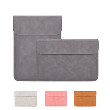 PU Leather Cover Sleeve for Huawei Matebook D14 D15 AMD Laptop Bag