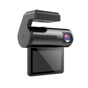 HD Automatic DVR 3 Lens GPS Camera Dash Cam Rear View Video Recorder Dash Cam