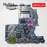 Hulics Original Para HP Pavilion DV7 DV7 1000 Notebook 480365 001 JAK00 LA 4082P REV: 1.0 Laptop Motherboard 100% testado|Placa-mãe para notebook|Computador e Escritório -