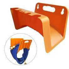 Настенный держатель для садовых шлангов и труб легкий кронштейн