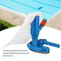 Swimming Pool Suction Vacuum Head Brush Cleaner Portable Swimming Pool Spa Pond Fountain Vacuum Brush Cleaner Cleaning Tool