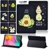 Tablet funda para Samsung Galaxy Tab A7/Tab un A6 10,1/Tab/10,5/Tab A 9,7/Tab S6 Lite/Tab/8,0/S5e cubierta del caso de la pulgada 10,5 +