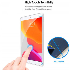 Tempered Glass for Apple iPad 10.2 2019 Screen Protector 0.3mm 9H HD Protective Glass Film for iPad 7 7th Generation A2200 A2198