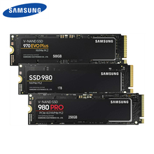 SAMSUNG SSD M.2 500GB 970 EVO Plus NVMe Internal Solid State Drive 980 PRO 1TB Hard Disk 980 nvme 250GB HDD for Laptop Computer