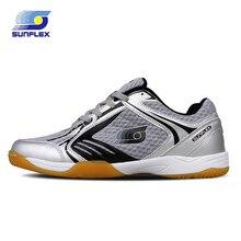 Sunflex S300 Мужская и женская Нескользящая дышащая обувь для настольного тенниса, уличные спортивные кроссовки для тренировок, износостойкая спортивная обувь