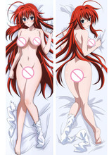 Japanese Anime High School DxD Rias Gremory Hugging Body Pillow Cover case decorative pillowcases