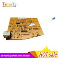 Original RM1-4607-000/RM1-4607 placa de formatação lógica mainboard para hp laserjet p1005/p1007/1005 série peças da impressora