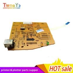 Oryginalny RM1 4607 000/RM1 4607 formatowanie zarząd logiczna płyta główna płyta główna do hp LaserJet P1005/P1007/1005 drukarka serii części w Części drukarki od Komputer i biuro na