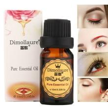 Масло для наращивания ресниц Dimollaure, эфирное масло для роста ресниц, натуральный органический Уход за ногтями