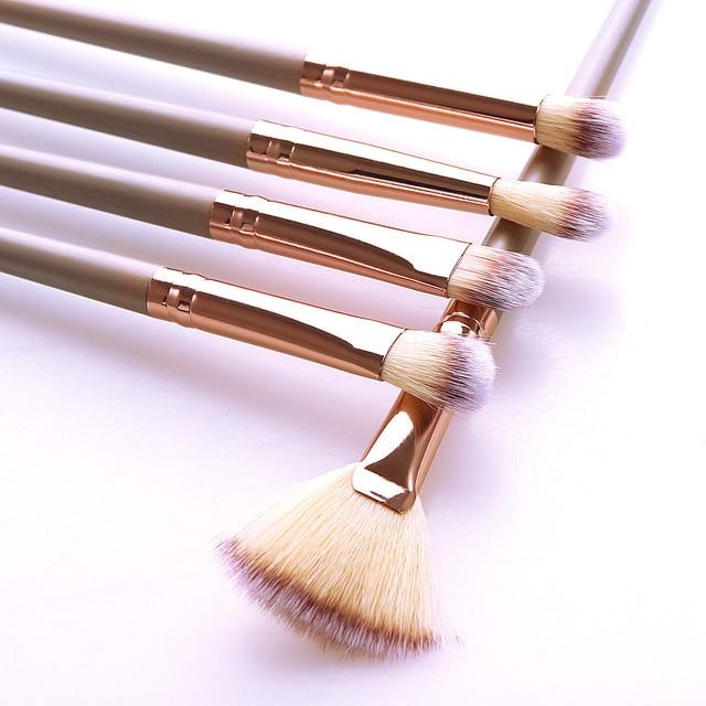 Makeup Brushes Set 3/5/12pcs/lot Eye Shadow Blending Eyeliner Eyelash Eyebrow Make up Brushes Professional Eyeshadow Brush 5