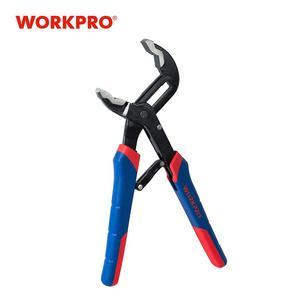 """Image 1 - WORKPRO 10"""" Pump Plier Self Adjusting Groove Joint Pliers Multi Functional Pliers"""