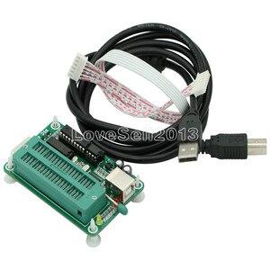 Image 3 - PIC microcontrolador USB programador de programación automática K150 + Cable ICSP