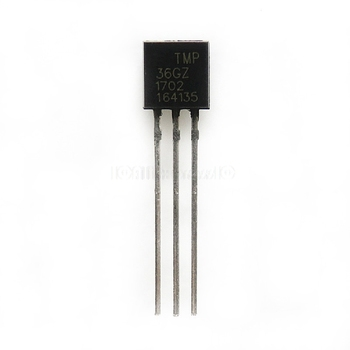 2pcs/lot TMP36 TMP36GT9 TMP36GT9Z TO-92 In Stock - discount item  8% OFF Active Components