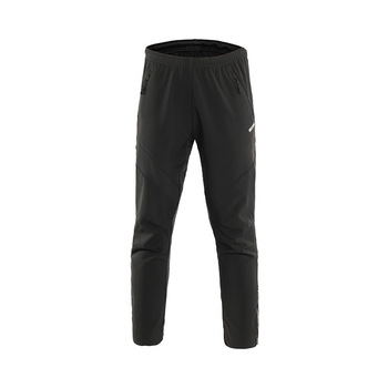 Autumn And Winter Outdoor Wind-Resistant Fleece Warm Breathable Casual Sports Riding Pants