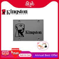 Kingston Hohe Qualität HD SSD HDD Festplatte 120 GB SSD SATA 3 60GB 240 GB 480GB 960GB 1TB HHD 2,5 ''Festplatte Für Notebook Förderung