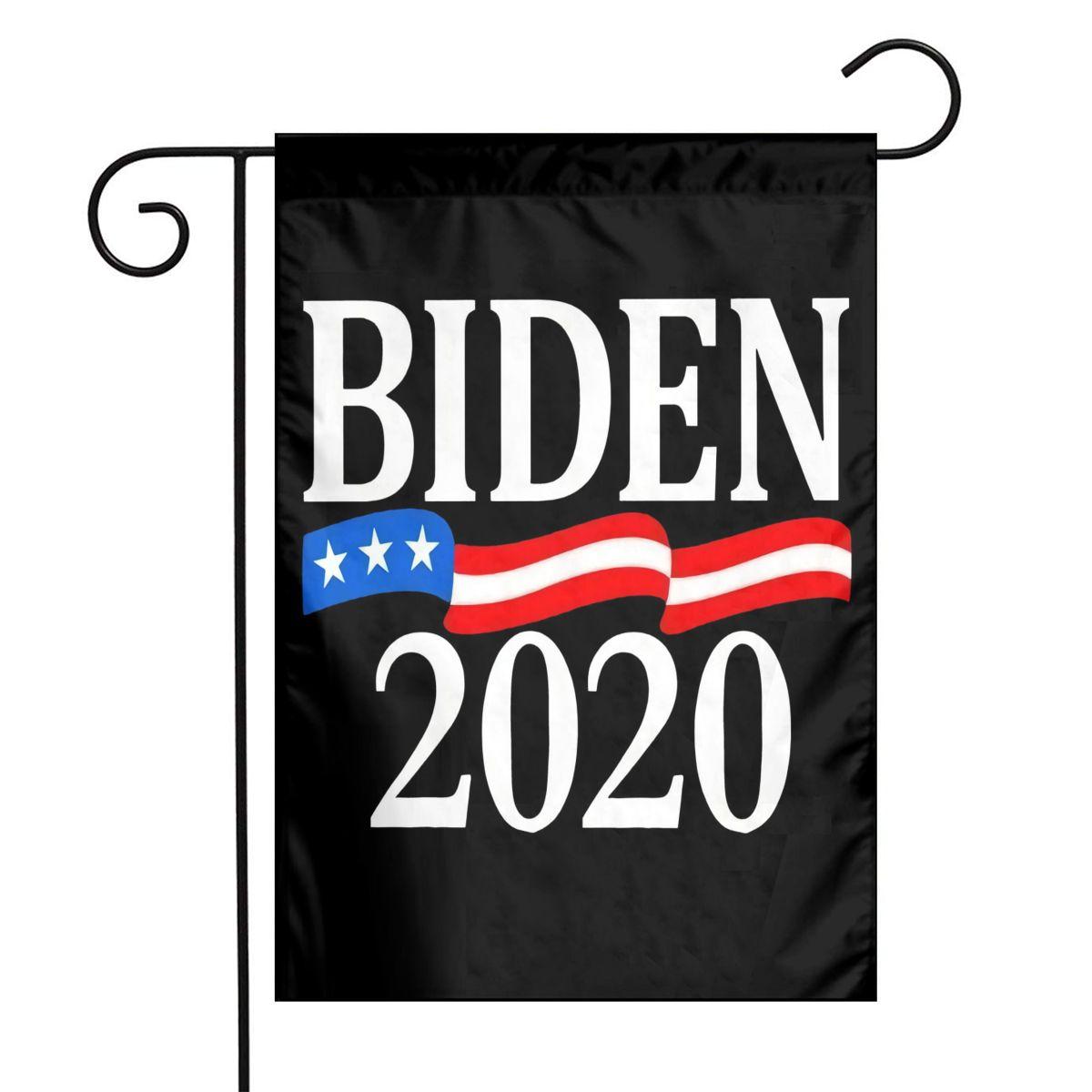 Biden, 2020 год, экспериментальная кампания, Мужская футболка для выборов, интересующая животных, рок-поп-Садовый флаг