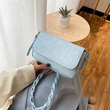 Сумки на плечо с плетеным ремешком для женщин сумки мессенджеры