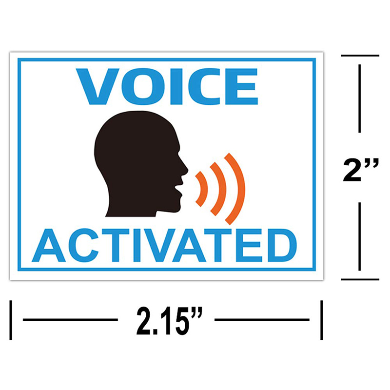 Clap Activated Voice Activated Motion Activated Joke Prank Funny Stickers