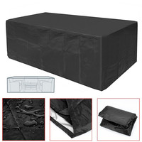 270x180x89cm Oxford Thin Cloth Dustproof Cover Garden Outdoor Patio Furniture Table Chair Sofa Waterproof Rain Protective Case