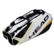 Оригинальная сумка для тенниса 3-6, теннисные ракетки, мужской рюкзак для тенниса, теннисный рюкзак для тенниса того же типа, рюкзак для ракет...