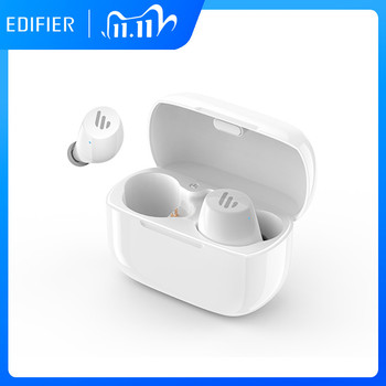 EDIFIER TWS1 TWS Wireless Earphones Bluetooth 5.0 Support aptX cVc noise reduction IPX5 Smart Touch for xiaomi IOS Android