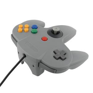 Image 5 - LBKAFA חוטית USB משחק בקר משחקי Joypad ג ויסטיק USB Gamepad עבור Nintendo משחק קוביית עבור N64 64 PC עבור Mac gamepad