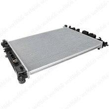 Резервуарный радиатор для воды подходит для S300mer ced es-be nzC180 C200 R350 Конденсатор Охлаждение сети кондиционер радиатор кулер