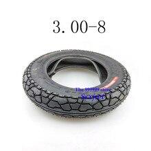 Высококачественная шина 3,00-8 300-8 шина для скутера& внутренняя трубка для подвижных скутеров 4PLY круиз скутер мини мотоцикл