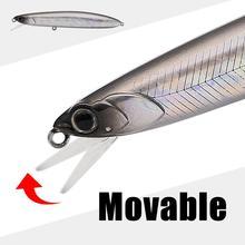 2020โทรศัพท์มือถือใหม่Lip Raptor Glideเหยื่อMinnow Hound 110มม.17.5G/18.5Gน้ำหนักShift System crank Wobblerเหยื่อตกปลา