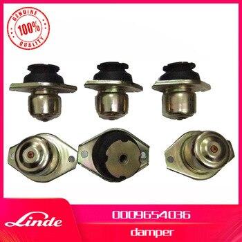 Linde forklift genuine part 0009654036 damper used on 1283 350 351 352 356 357 diesel trucks HT25 HT30 H20 H30 H40 H50 C400