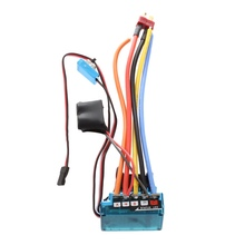 120A Sensored Brushless Speed Controller ESC for RC Car Truck Crawler rc toys car parts high quality programming card for rc car esc brushless electronic speed controller
