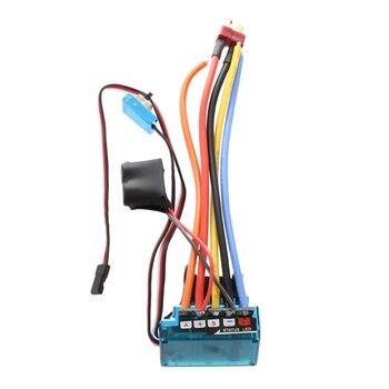 цена на 120A Sensored Brushless Speed Controller ESC for RC Car Truck Crawler