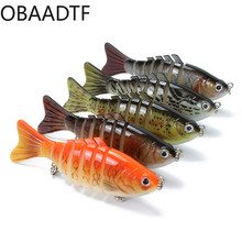 plastic Luya multi-section fish 15g/10cm plastic 7-section bait sea fishing lure simulation bait hard bait fishing lures hunting betaine fish attractant food grade anhydrous high purity fishing bait flavoring agent cas 107 43 7