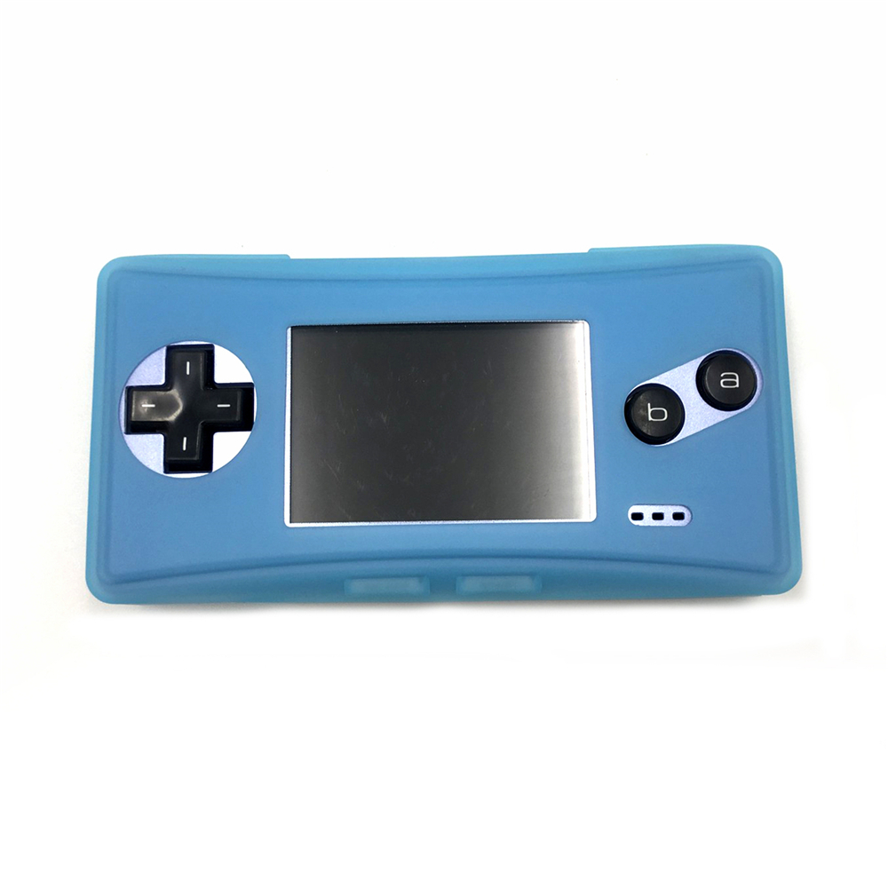 ​For Nintendo Gameboy Micro <font><b>GBM</b></font> Replacement <font><b>Case</b></font> Cover Soft TPU Transparent Shell Protection image