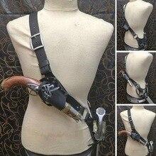 Сумка для оружия сумка для меча с ремнем на спине Европейская и американская средневековая популярная кобура для оружия и кобура для меча Косплей Анимационный Костюм