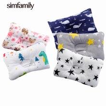 [Simfamily] Baby Pflege Kissen Für Baby Kissen Verhindern Flat Head Gestaltung Kissen Für Neugeborene Baby Zimmer Dekoration 21x32cm