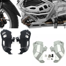 For BMW Motorcycle Accessories Cylinder Head Guards Protector Cover for R1200GS R 1200 GS Adventure 2013-2017 Moto Parts