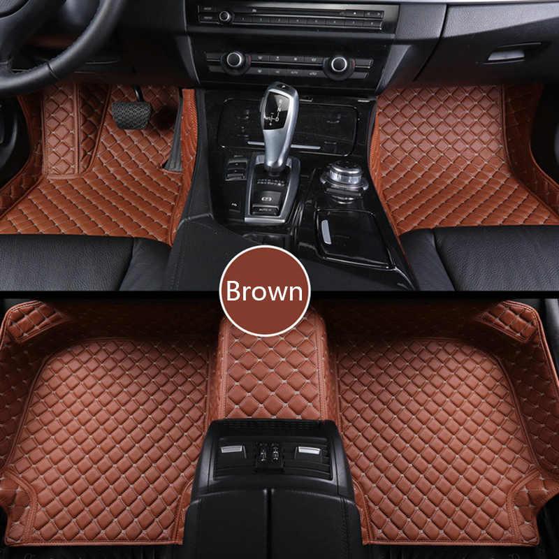 ZRCGL tapis de sol de voiture personnalisé pour Opel tous les modèles Astra g h Antara Vectra b c zafira a b accessoires auto style de voiture