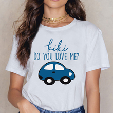 KiKi Challenge T-ShirtKiKi Do You Love MeAdults TeeFunnyDance Car