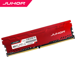 Juhor ddr4 ram 16GB 8GB 4GB 2133MHz 2400MHz 2666MHz DIMM Desktop Memory New dimm Ship memoria rams with Heat Sink