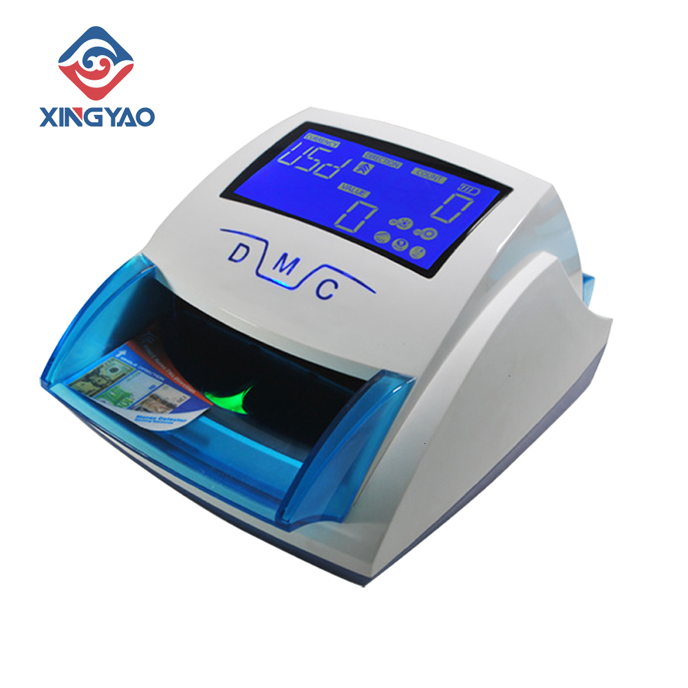 HL-520 Portable FAKE Banknote Detector Mini Money Detector Counterfeit Currency Detector For US Dollar Bill Detecting Machine