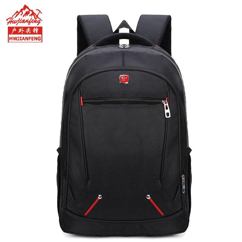 New Korean Version Stylish Shoulder Bag Men Women Business Casual Laptop Bag Student Backpack Purse  Bookbag
