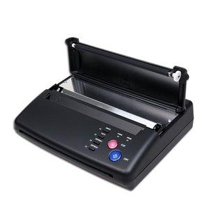 Image 1 - Tattoo Stencil Maker Transfer Machine Thermal Copier Printer With Gift  10 Pieces   Papers