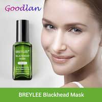 BREYLEE Blackhead Remover Mask Black Nose Mask Face Pore Treatment Serum Shrink Pores Acne Treatment Facial Skin Care Essence