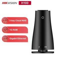 Hikvision NAS-servidor de almacenamiento en la nube privada para el hogar/oficina, WiFi, almacenamiento conectado, compatible con HDD de 2,5 pulgadas