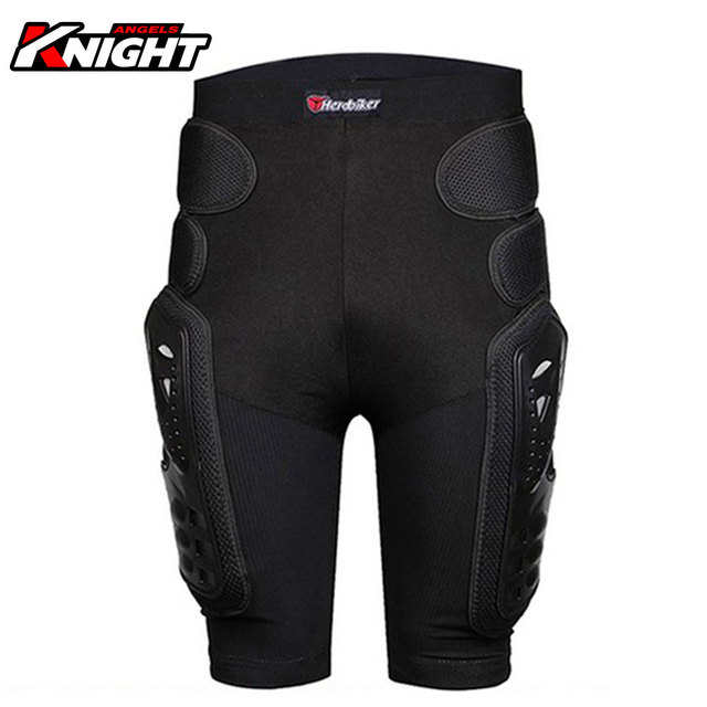 HEROBIKER سروال موتوكروس ، وسراويل موتوكروس ، وسراويل دراجة نارية ، وحماية الورك ، ومعدات سباق