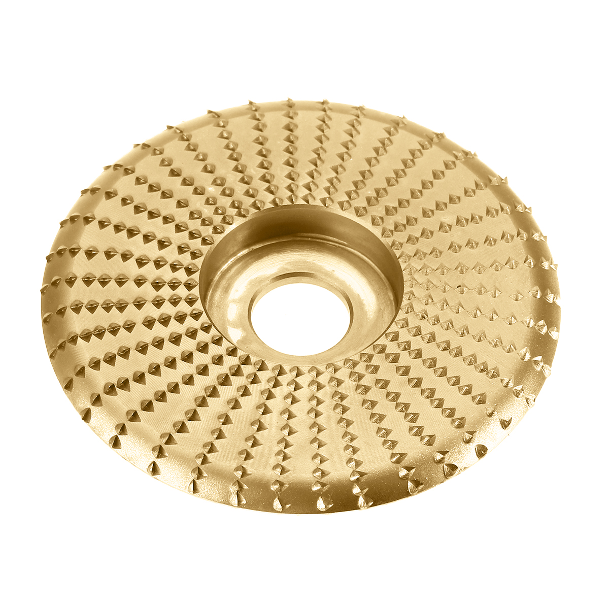 Wood Grinding Wheel Angle Grinder Disc Wood Carving Sanding Abrasive Tool For Angle Tungsten Carbide Coating Bore Shaping 16mm
