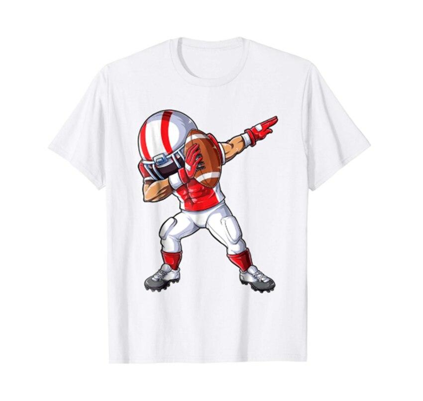Snowman Dabbing T Shirt Christmas Dab Funny Top Men Women Kids Xmas Print JC21