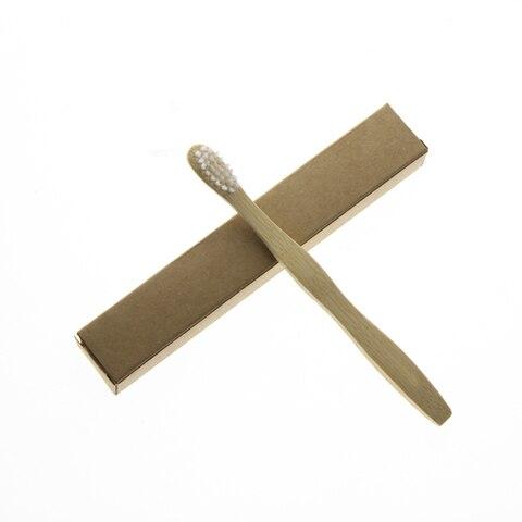 50 pcs set 14 5 centimetros logotipo personalizado onda ferramenta oral care cerdas brancas miudo